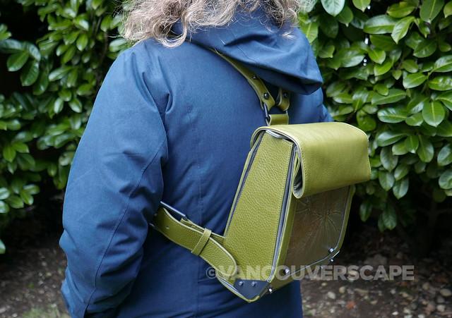 FORREST Leaf Mini backpack-2