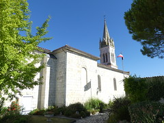 Église Saint-Étienne...Sémussac - Photo of Grézac