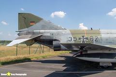 35+62---4141---German-Air-Force---McDonnell-Douglas-RF-4E-Phantom-II---Gatow-Berlin---180530---Steven-Gray---IMG_8413-watermarked