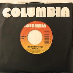 HERBIE HANCOCK:ROCKIT(JACKET A)
