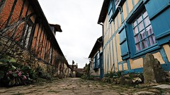 Les pavés de la rue de la maison bleue - Photo of Hannaches