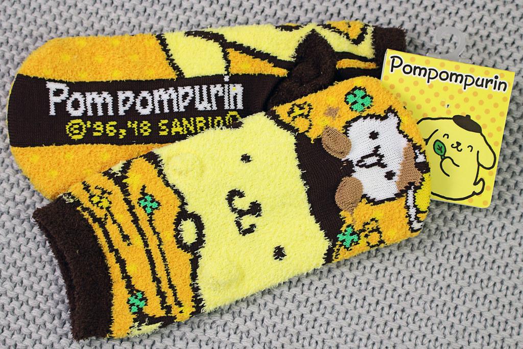 Pompompurin Socks