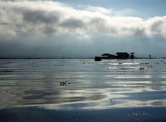 Inle Lake rain on the way