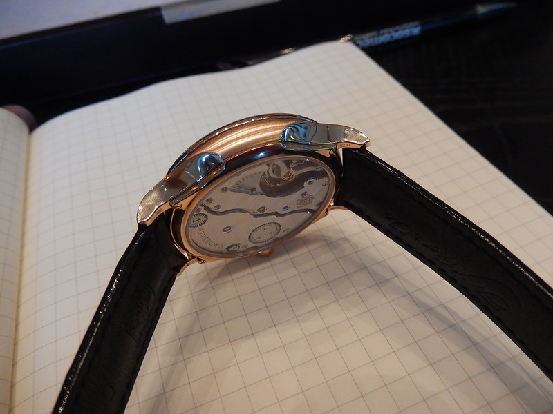 moser - Baselworld 2019 : reportage H.Moser & Cie 47418115882_df552ab82b_c
