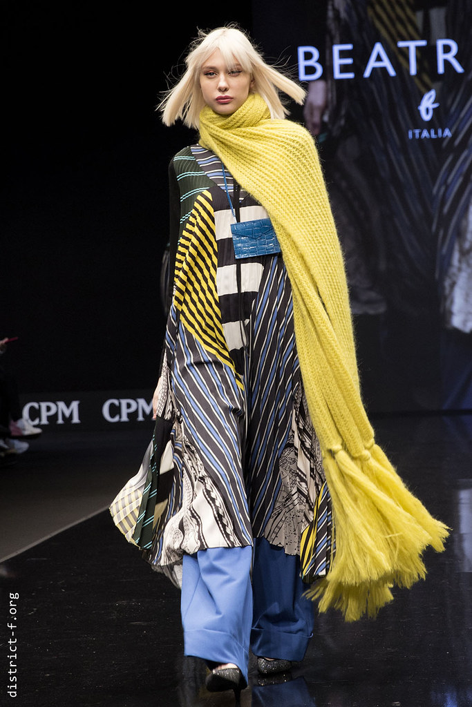 DISTRICT F — Collection Première Moscow AW19 — CPM Beatrice B 1qaz