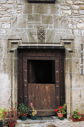 Ansó, Puerta II
