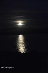 Full moon over Darwin