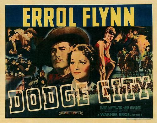 Dodge City - Poster 3