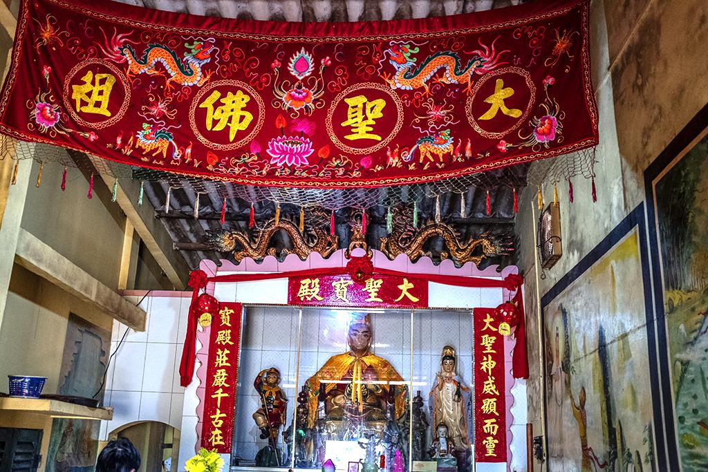 Shrine to Monkey King--Vinh Chau 3