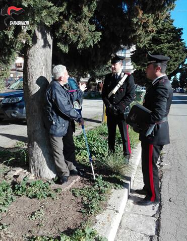 truffatore di anziani arrestato