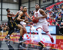 UCM vs MWSU Men's Basketball 2019