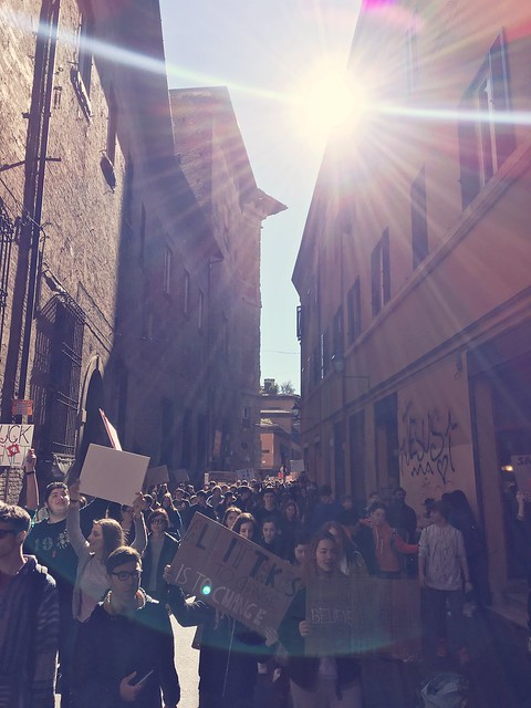 FRIDAYS FOR FUTURE in Bologna (Italy)