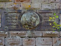 La plaque commorative - Photo of Oberhaslach