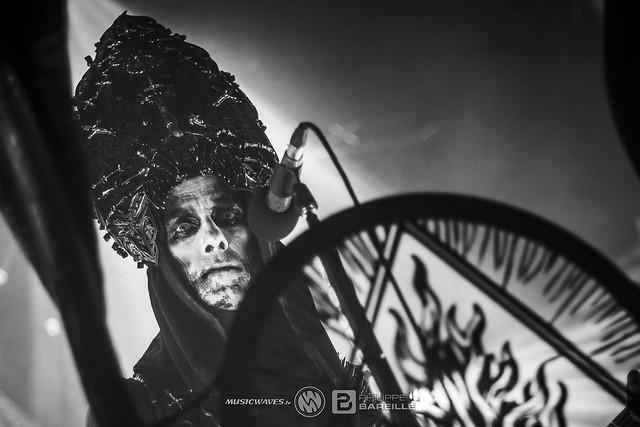 Behemoth @ Le Bataclan, Paris | 22/01/2019