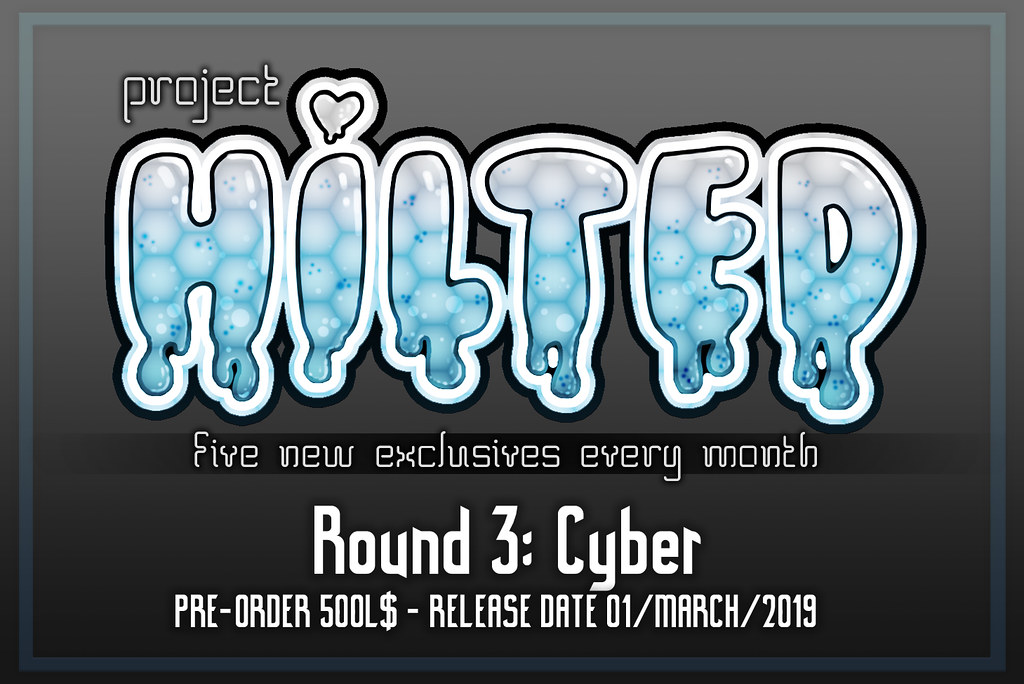 Project HILTED – Monthly HILTED Exclusive Pack – Round 3 – Pre Orders open!