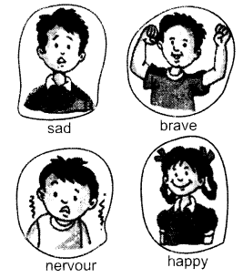 NCERT Solutions for Class 1 English Chapter 5 One Little Kitten 1