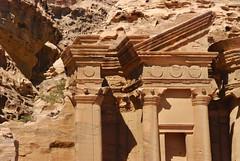 Jordania. Petra, la ciudad de los nabateos. Monasterio (20)