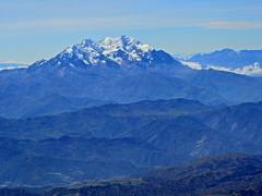 Monte Illimani - 6438 mts.