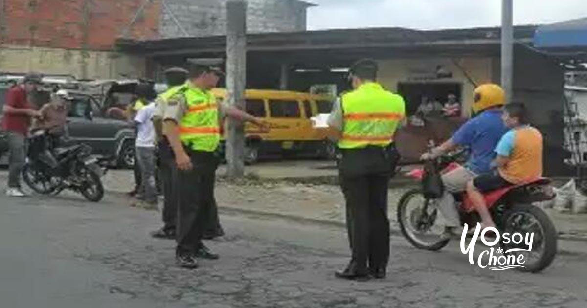 Operativos por la seguridad del cantón