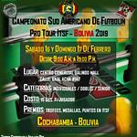 ProTour ITSF Bolivia 2019
