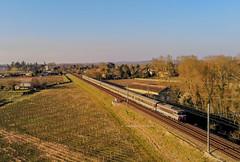 24 février 2019 BB 22347 Train 4665 Bordeaux -> Marseille Barsac (33) - Photo of Saint-Macaire