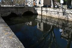 Nîmes, Quai de la Fontaine