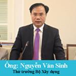 (Ông) Nguyễn Văn Sinh