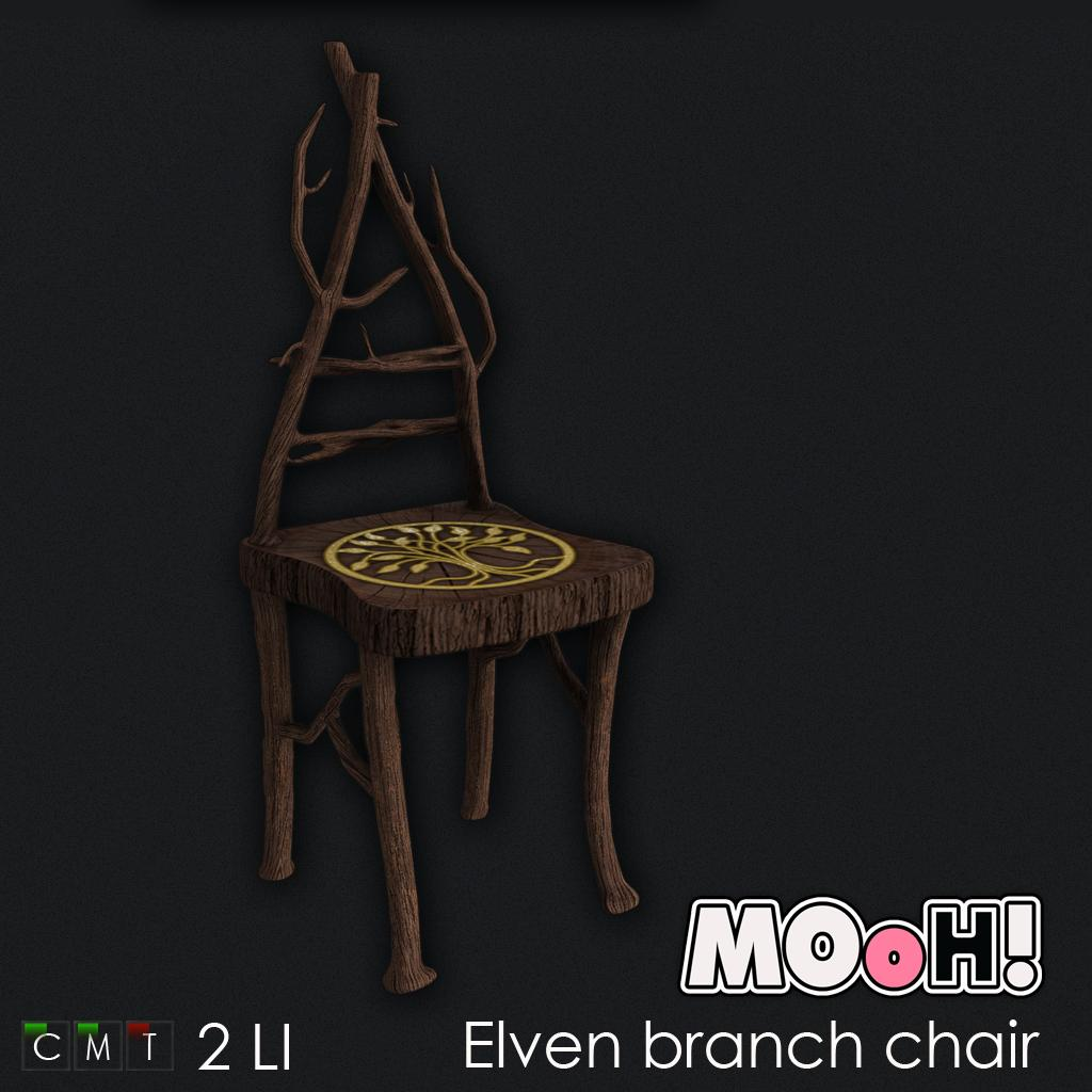 MOoH! Elven branch chair