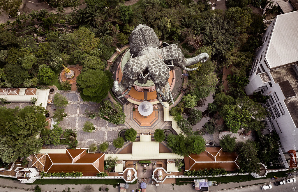 Erawan-Museum-Bangkok-mavic-0409