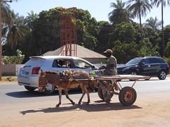 Vervoer in Gambia