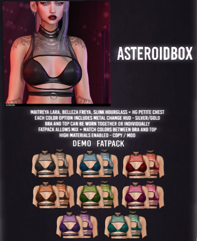 asteroidbox – Elpis Top @ equal10