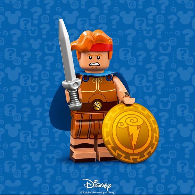 迴避不能的可愛魅力,更多迪士尼角色樂高化~ LEGO 71024【迪士尼人偶抽抽包第二彈】Disney Series 2 Collectible Minifigures