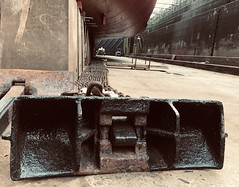MRV Scotia in drydock - March 2019