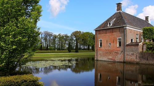 Groningen: Leens, Borg Verhildersum