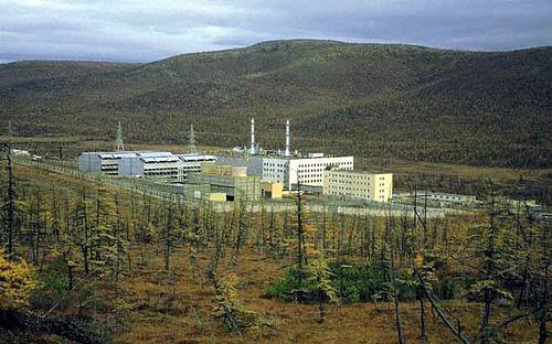 3 Билибинская АЭС