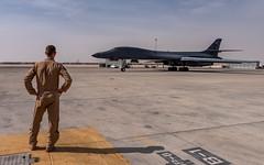 B-1B Lancer-The Bone