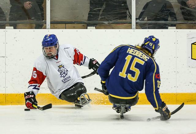Para Ice Hockey Östersund Open
