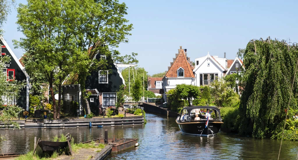 Canals in The Netherlands: Edam, The Netherlands | Your Dutch Guide
