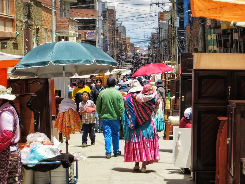 The Witches Of El Alto Bolivia Traditions Superstitions At The World S Highest Market