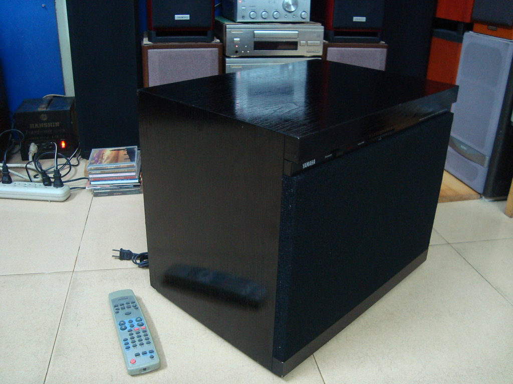Loa bookshelf: Yamaha-denon-pioneer-onkyo-sony-tannoy-coral-kenwood-realistic--- - 18