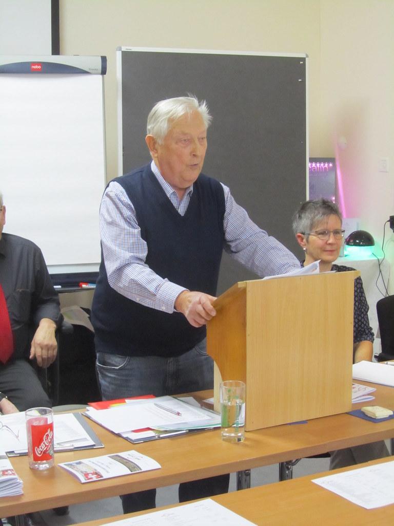 Delegiertenversammlung Möhlin 2019