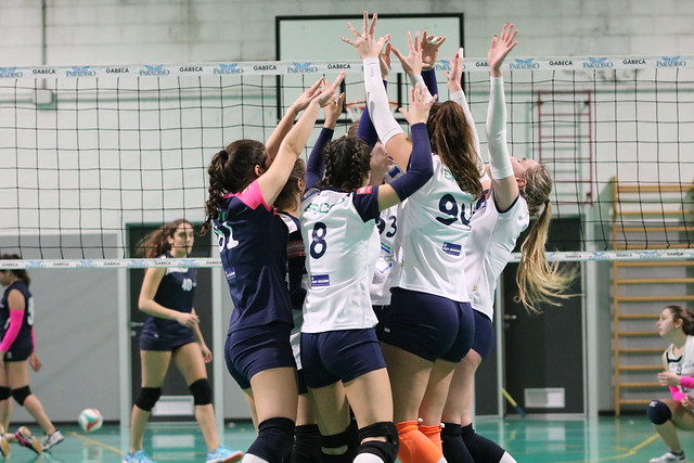 PGS UNDER 18 - Fase Regionale - 20 Febbraio 2019  - AS Grossman - Bracco Pro Patria Volley  2 - 3