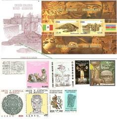 Arqueología/ México-Azerbaiyán