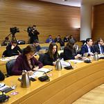18-2-2019 COMISSIÓ ESPECIAL D'INVESTIGACIÓ SOBRE LA CONTRACTACIÓ DE LA GENERALITAT AMB LA TRAMA INVESTIGADA EN EL MARCDE L'OPERACIÓ TAULA