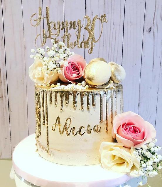 Cake by Bake Me Sweet