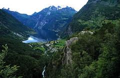 Norwegen 1998 (316) Geirangervegen