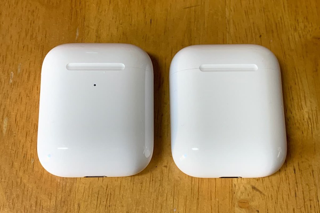 AirPods1との比較