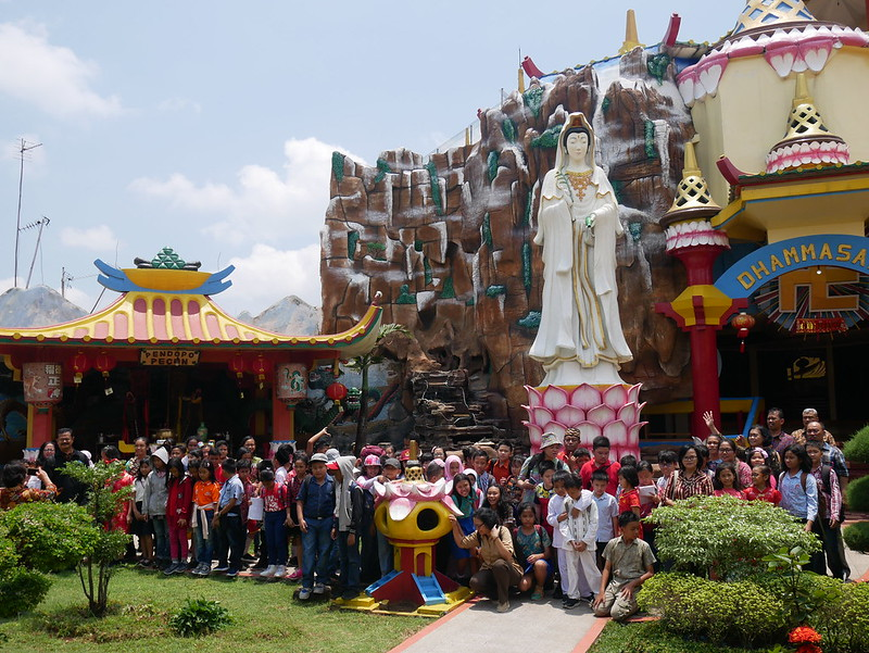Kunjungan Siswa SD Strada Cabang Tangerang ke Rumah Ibadah