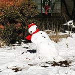 Listing snowman.