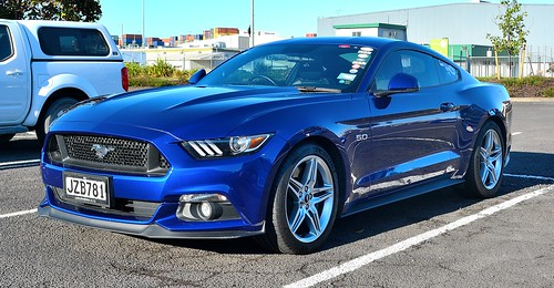 2016 Ford Mustang 5.0